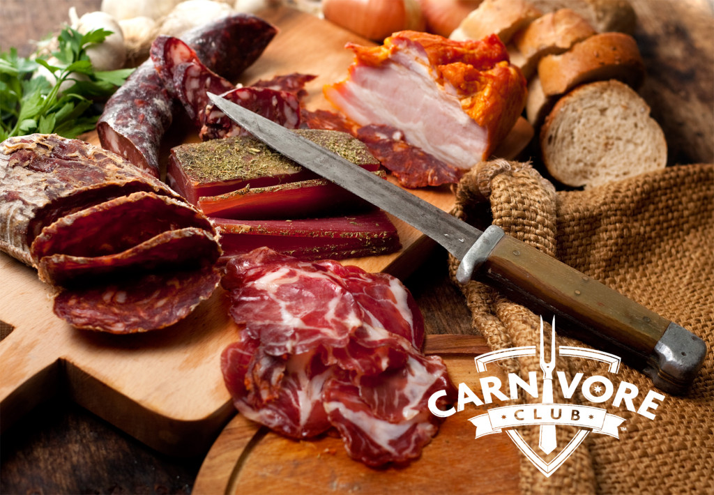 Carnivore Club Advert