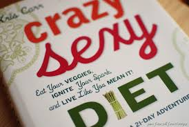 "Cover for ""Crazy Sexy Diet"""