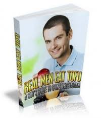 "Cover for ""Real Men Eat Tofu"""