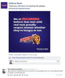 Cadbury Slaves Vegan Feminism