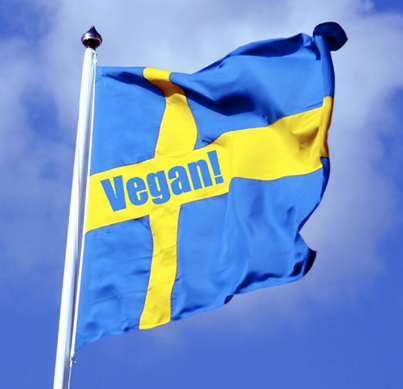 Vegan Sweden