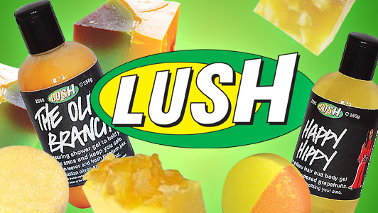 Lush Not Vegan