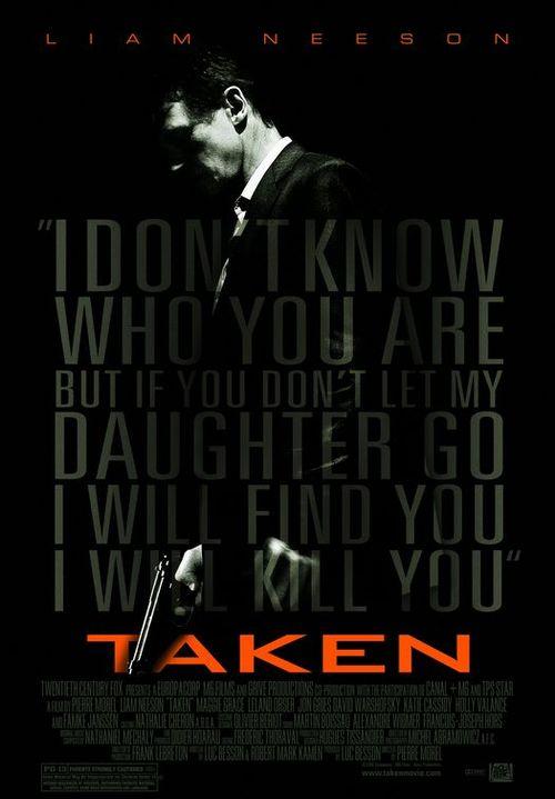 Taken Vegan Neeson