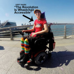 me in wheelchair
