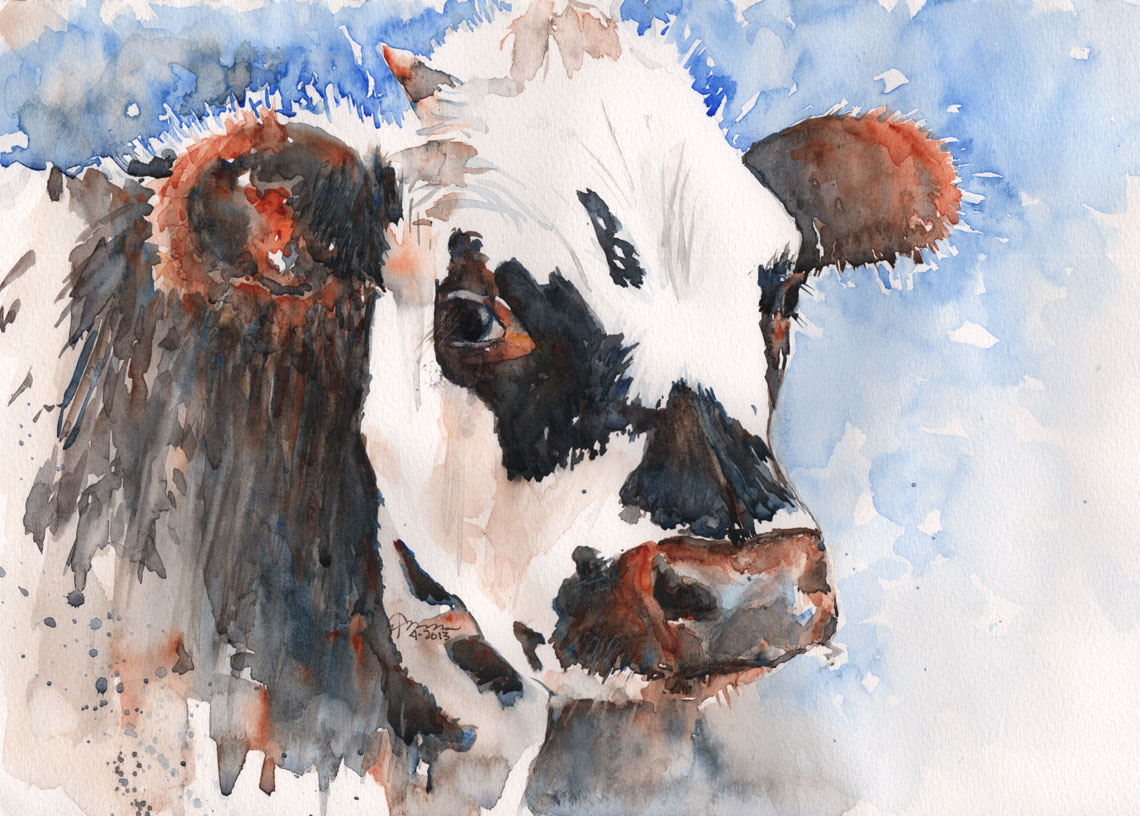 Image by Claudia Hafner Watercolor