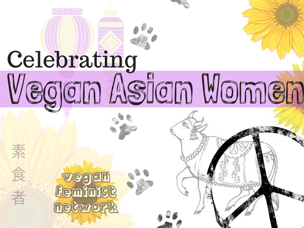 Vegan Asian Women