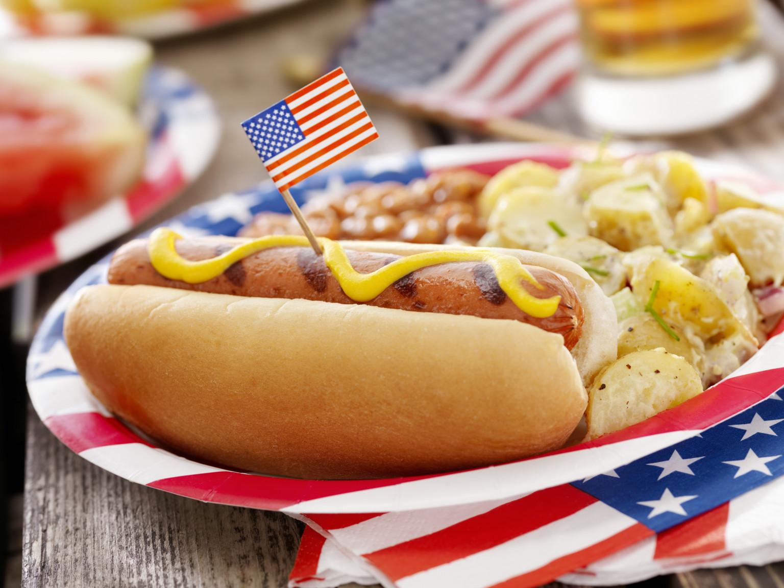 Vegan Fourth of July